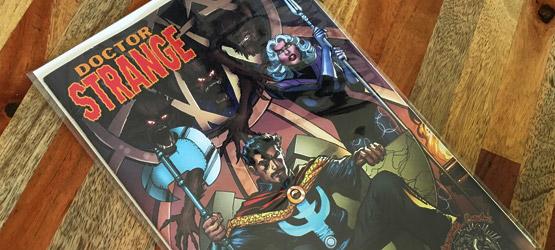 Doctor Strange (2015) No. 1 (Mammoth Comics Variant)